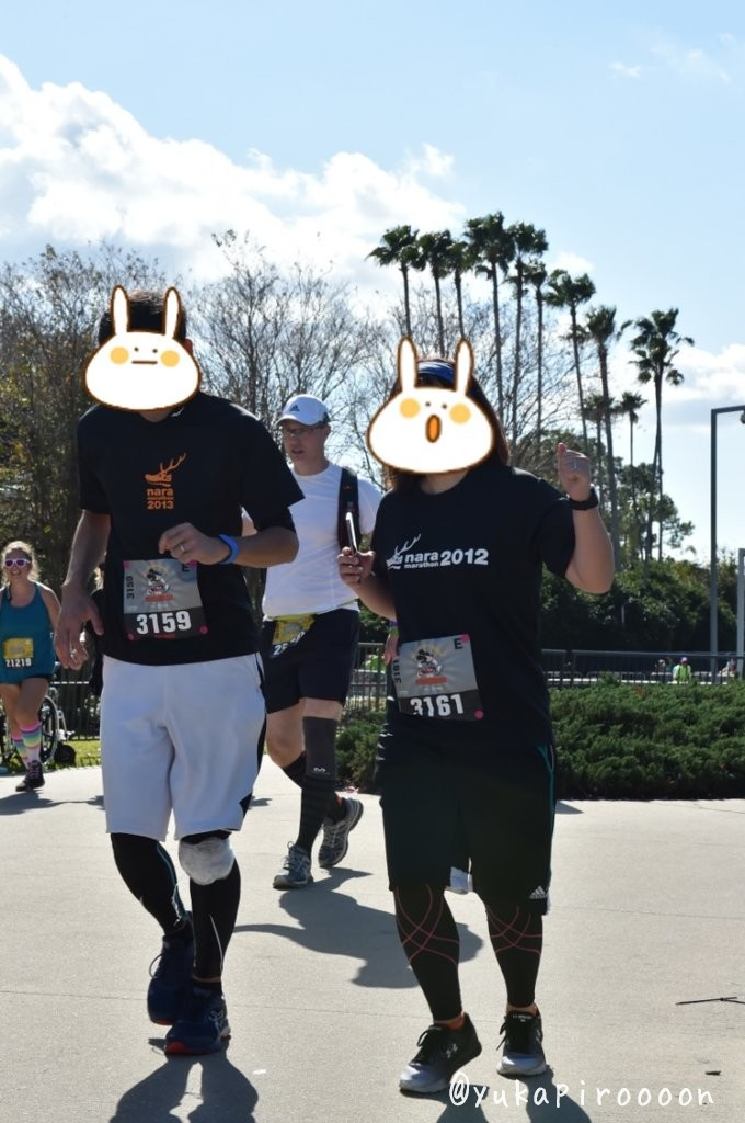 Walt Disney World Marathon WeekendエプコットPhotopass