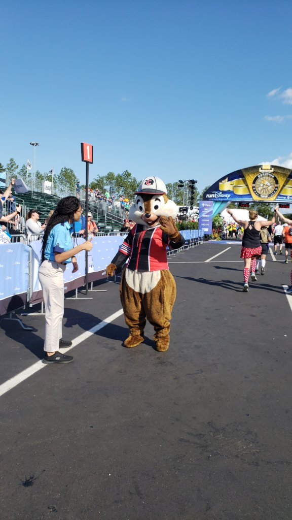 Walt Disney World Marathon Weekendチップ