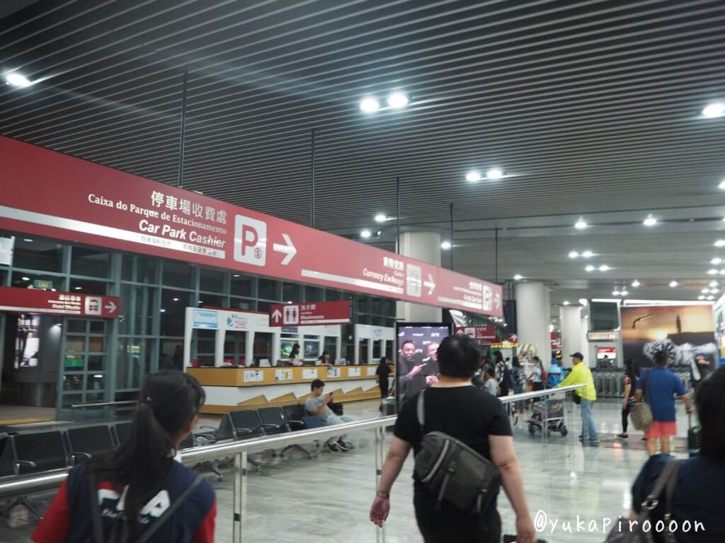マカオ空港