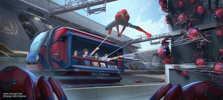 WEB SLINGERS: A Spider-Man Adventure