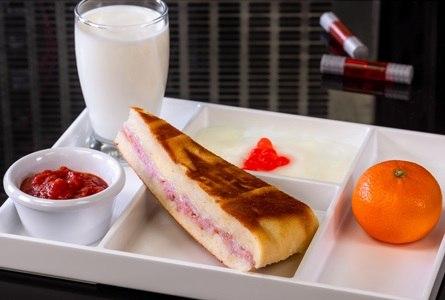 Subatomic Chicken Sandwich