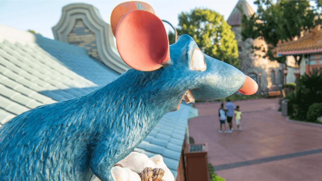 Remy's Ratatouille Hide & Squeak Scavenger Hunt