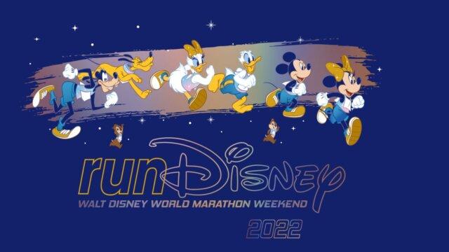 2022Walt Disney World Marathon Weekend